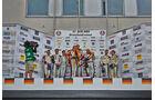 Siegerehrung - VLN Nürburgring - 6. Lauf - 2. August 2014