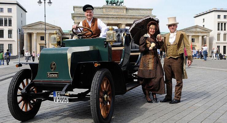 Siemens Elektromobilität Elektrische Viktoria