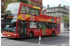 Sightseeing Doppeldecker-Bus City Touristik