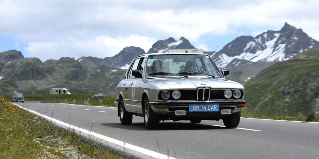 Silvretta Classic 2011 - die schönsten Bilder der zweiten Etappe
