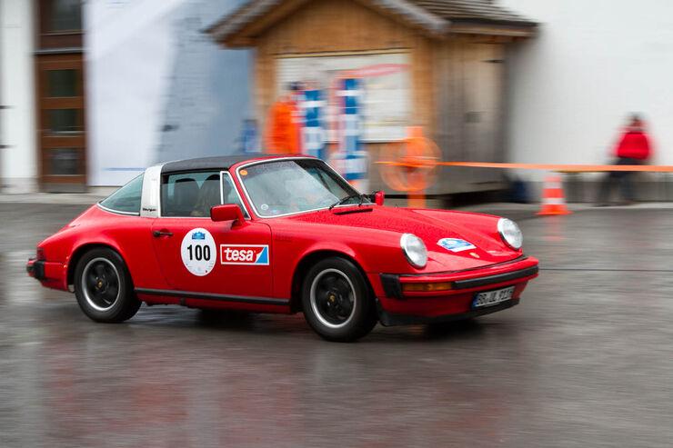 silvretta classic 2014 mit teamwork zum ziel auto motor
