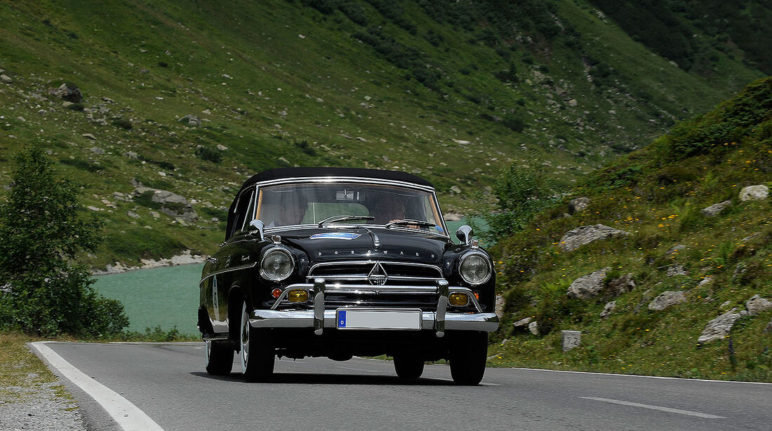 Silvretta Classic 2015, Teilnehmer 1-50