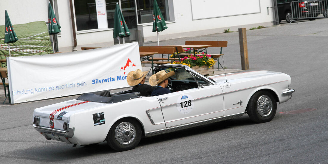 Silvretta Classic 2016, Rallye-Lehrgang