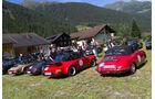 Silvretta Classic, Impressionen, Start