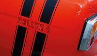 Simca 1000 Rallye 2, Rallye-Streifen