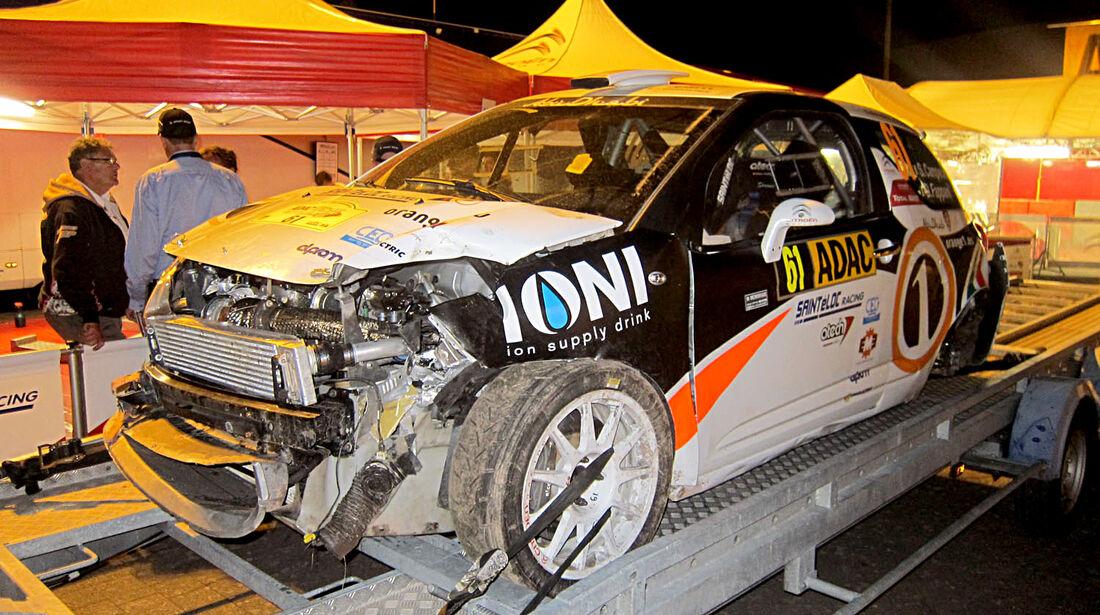 Simone Campedelli Rallye Deutschland 2013