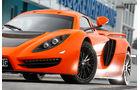 Sin Cars Sin R1, Rad, Felge, Frontansicht