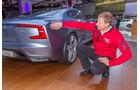 Sitzprobe Volvo Concept Coupé Michael Maydell