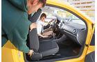 Skoda Citigo 1.0, Beifahrersitz, Cockpit