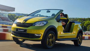 Skoda Element Azubi-Studie