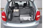 Skoda Fabia 1.2 TSI Kofferraum