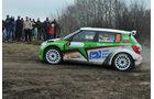 Skoda Fabia S2000, Rallye