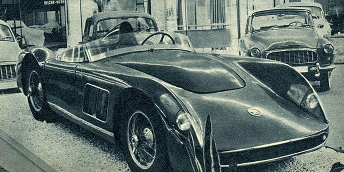 Skoda, IAA 1959