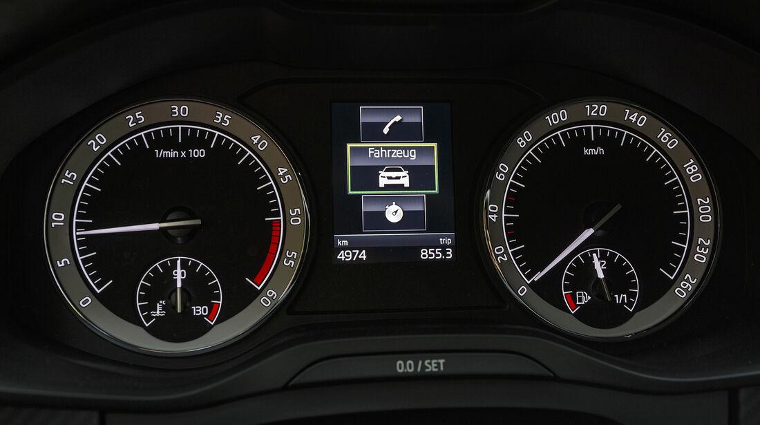 Skoda Kodiaq 2.0 TDI 4x4 Sportline, Interieur