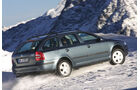 Skoda Octavia Combi 4x4
