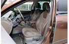 Skoda Octavia Scout 2.0 TDI 4x4, Fahrersitz