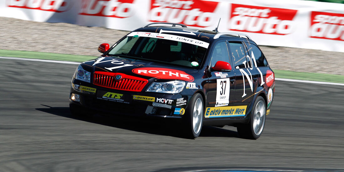 Skoda Octavia, TunerGP 2012, High Performance Days 2012, Hockenheimring