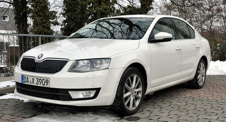 skoda octavia im innenraumcheck praktiker unter den. Black Bedroom Furniture Sets. Home Design Ideas