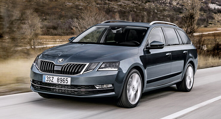 skoda octavia tests auto motor und sport. Black Bedroom Furniture Sets. Home Design Ideas