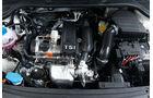 Skoda Rapid 1.2 TSI Green Tec, Motor