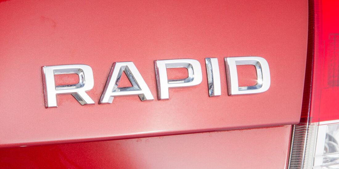 Skoda Rapid SB 1.4 TSI, Typenbezeichnung