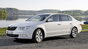 Skoda Superb 1.9 TDI Greenline