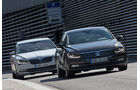 Skoda Superb 2.0 TSI, VW Passat 2.0 TSI, Frontansicht