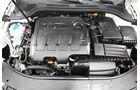 Skoda Superb Combi 1.6 TDI GreenLine, Motor, Motorraum