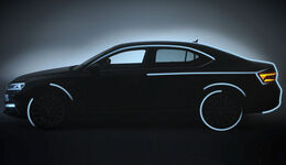 Skoda Superb LED-Lichttechnik