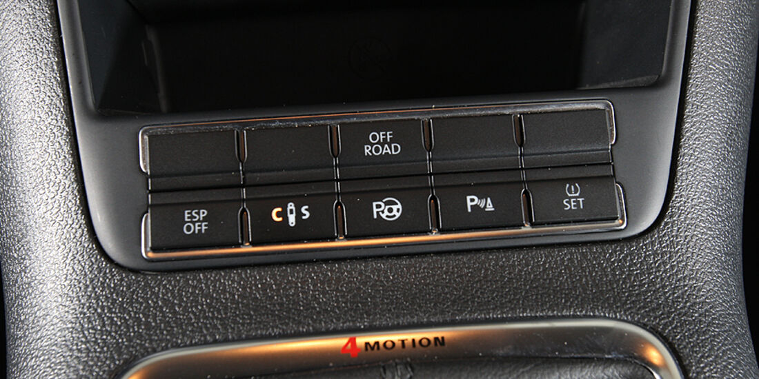 Skoda Yeti, VW Tiguan