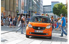 Smart Forfour 1.0, Frontansicht