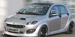 Smart Forfour Concept Car