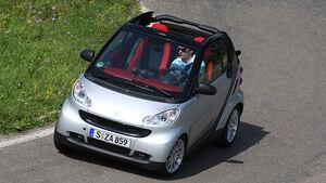Smart Fortwo 1.0 MHD Cabrio