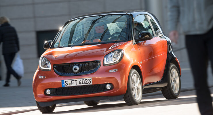 smart fortwo coup 0 9 test auto motor und sport. Black Bedroom Furniture Sets. Home Design Ideas