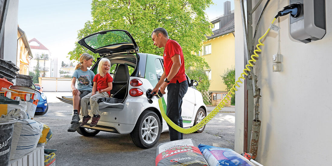 Smart Fortwo Electric Drive, Jörn Thomas