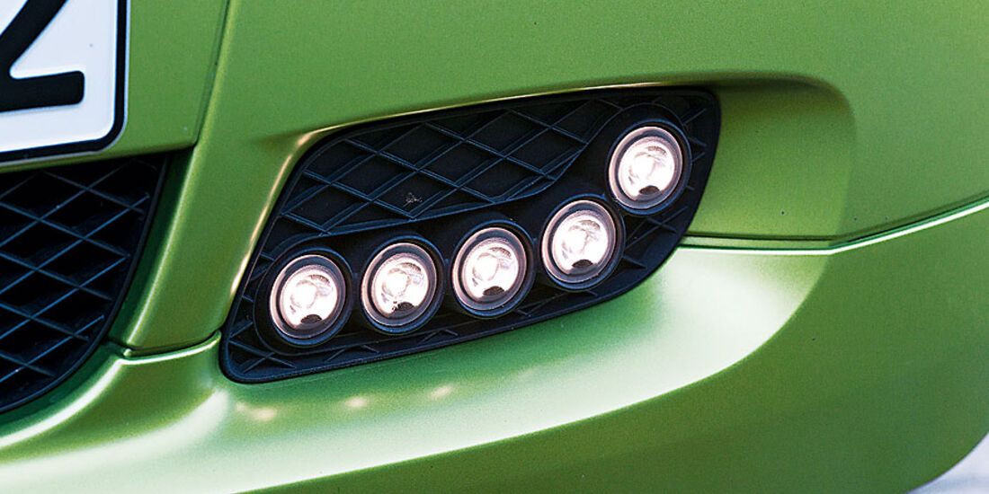 Smart Fortwo, LED-Tagfahrlicht