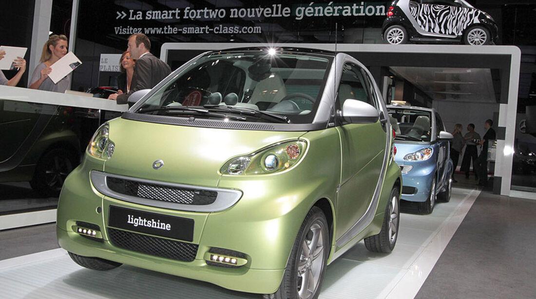 Smart Fortwo Paris 2010