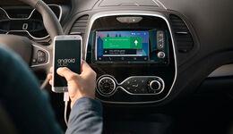 Smartphone Integration Renault R-Link 2