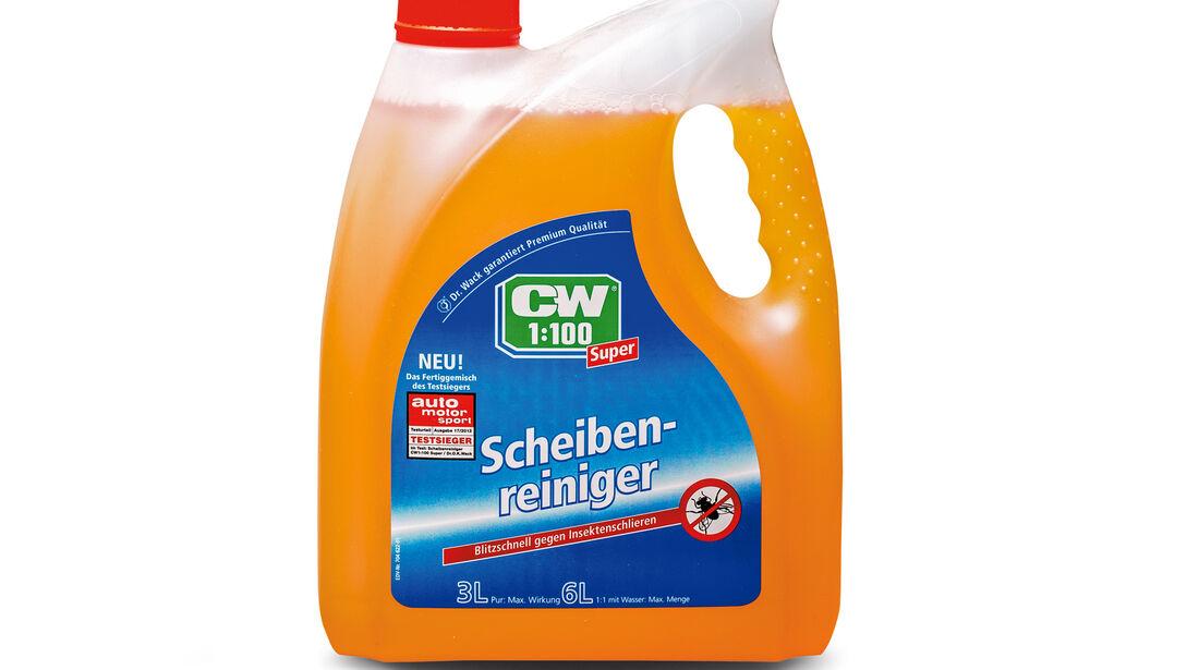 Sommer-Scheibenreiniger, Dr. Wack / CW 1:100 Super Scheibenrei.
