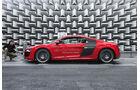 Sound, Audi R8 e-tron