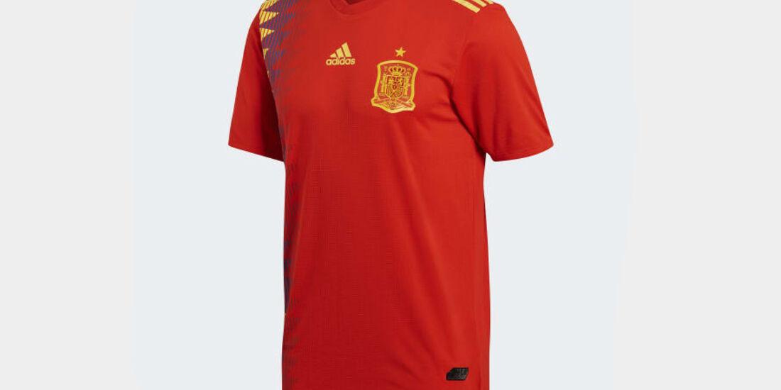 Spanien - F1-Autos - Fußball-WM 2018