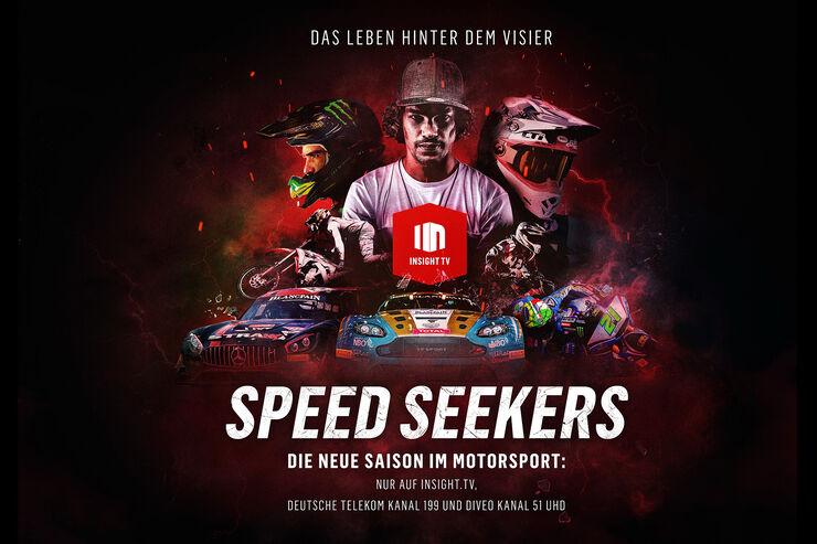 Speed Seekers Advertorial