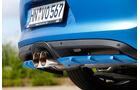 Speedart-Cayman SP81-CR, Auspuff, Endrohr