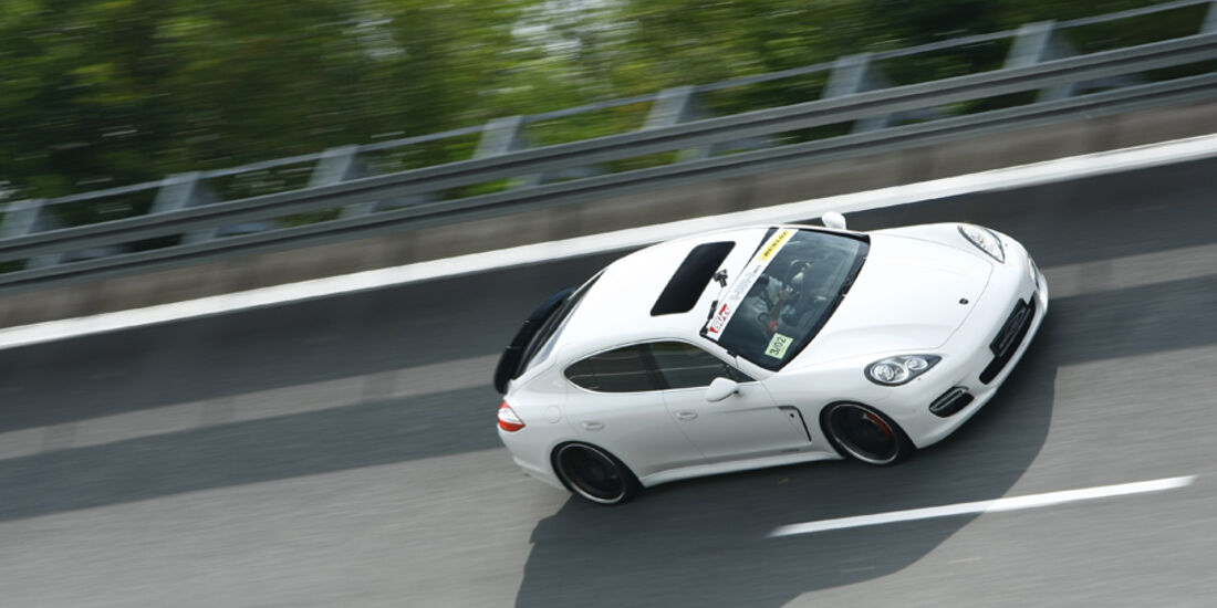 Speedart Panamera
