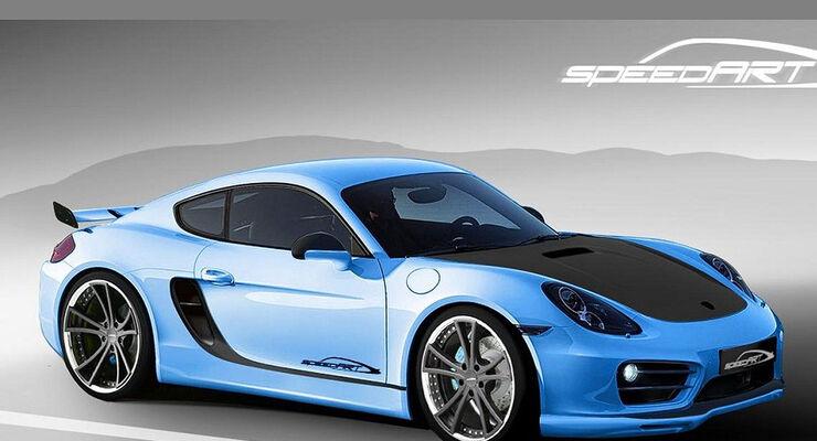 Speedart SP81-CR Porsche Cayman