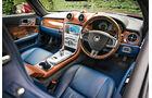 Speedback GT, Cockpit