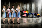 Spielberg - Grid Girls - GP Österreich 2014