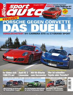 Sport Auto Titel 05/2017