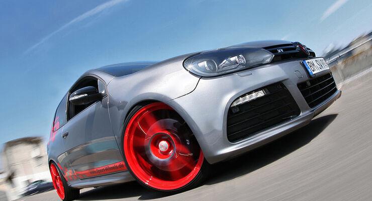 Sport Wheels VW Golf  Seite