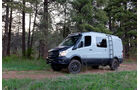Sportsmobile Mercedes Sprinter 4x4 Wohnmobil